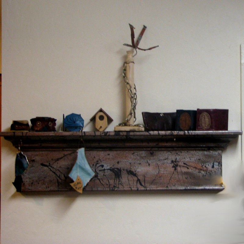 mantel-display